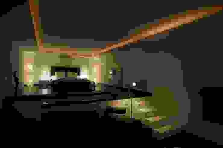Kamar Tidur Modern Oleh SH asociados - arquitectura y diseño Modern