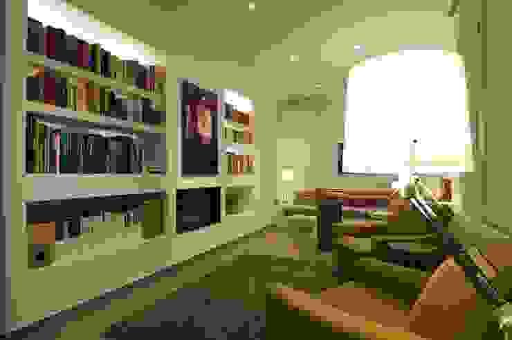 Casa Geniol – Punta de la Mona Estudios y despachos de estilo moderno de SH asociados - arquitectura y diseño Moderno