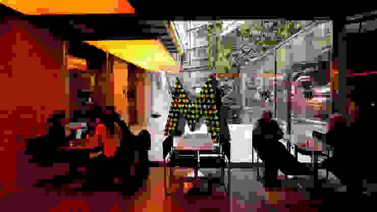 PATI FÀBRICA MORITZ Diseño de ferias de Lara Pujol   Interiorismo & Proyectos de diseño