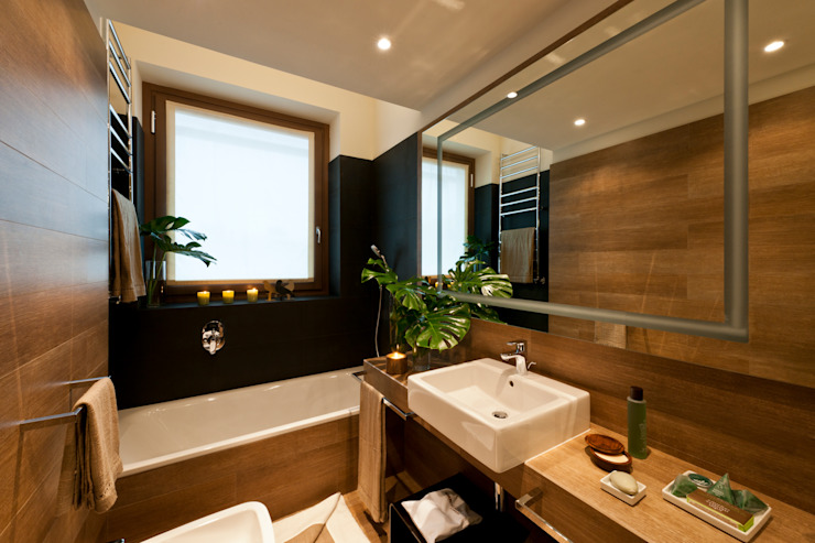 Bathroom Andrea Auletta Interior Design Negozi & Locali Commerciali