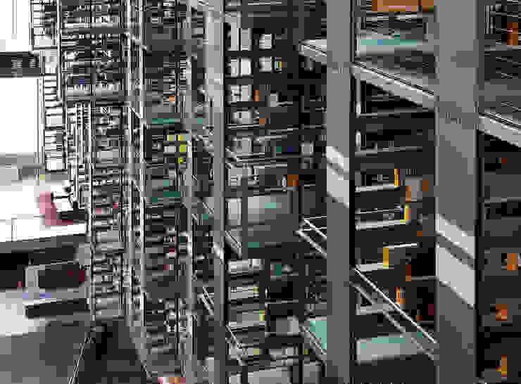 Biblioteca Vasconcelos by Ed Reeve
