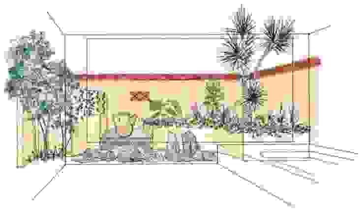 Casas modernas de Dotto Francesco consulting Green Moderno