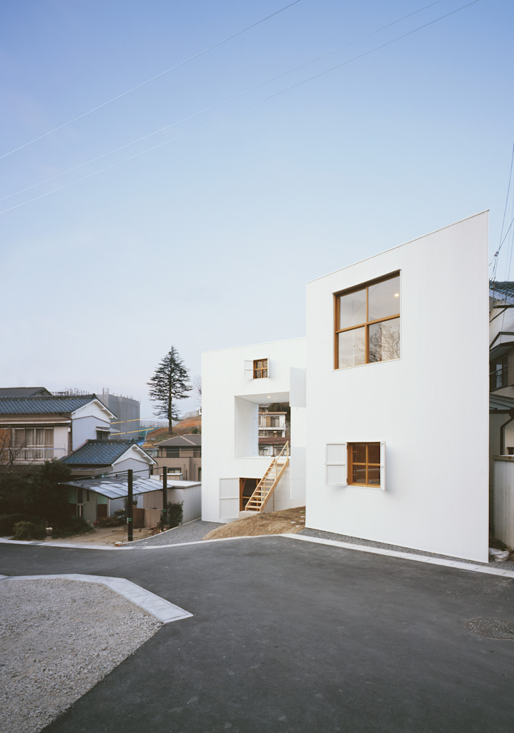 南川祐輝建築事務所 Minimalist house