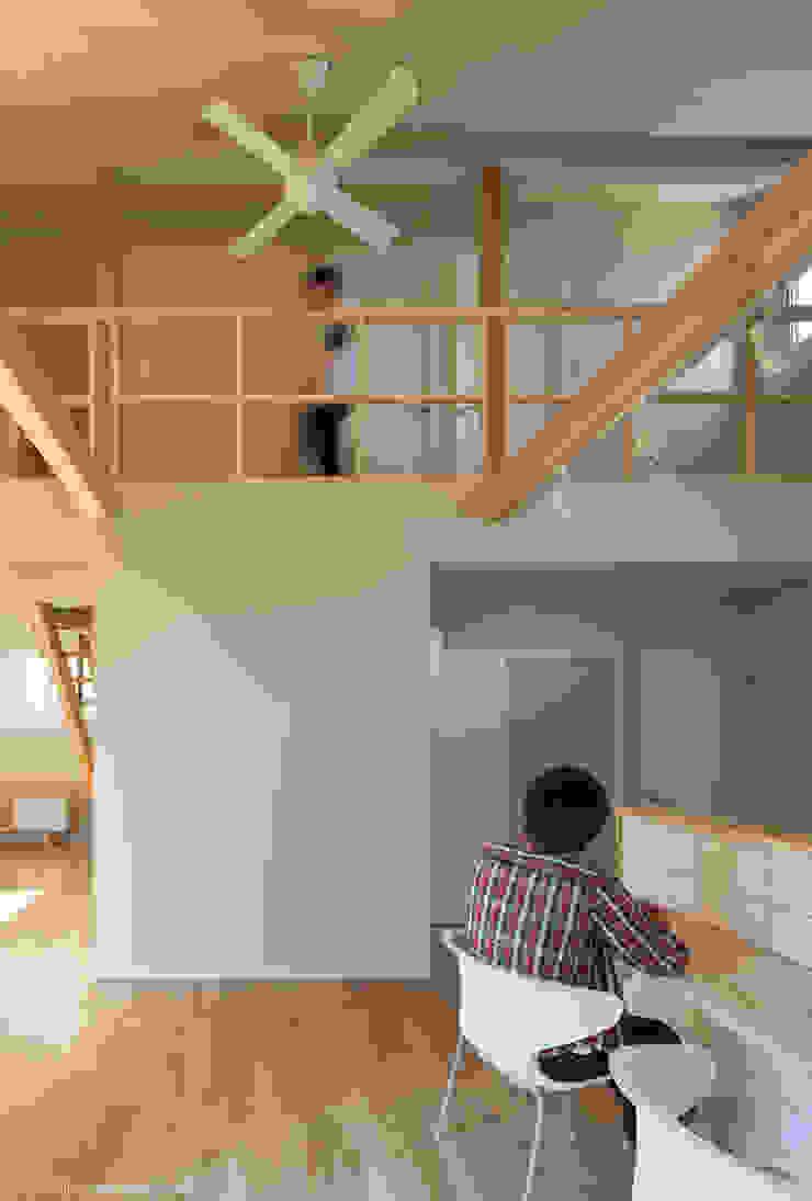 โดย 松岡健治一級建築士事務所 มินิมัล