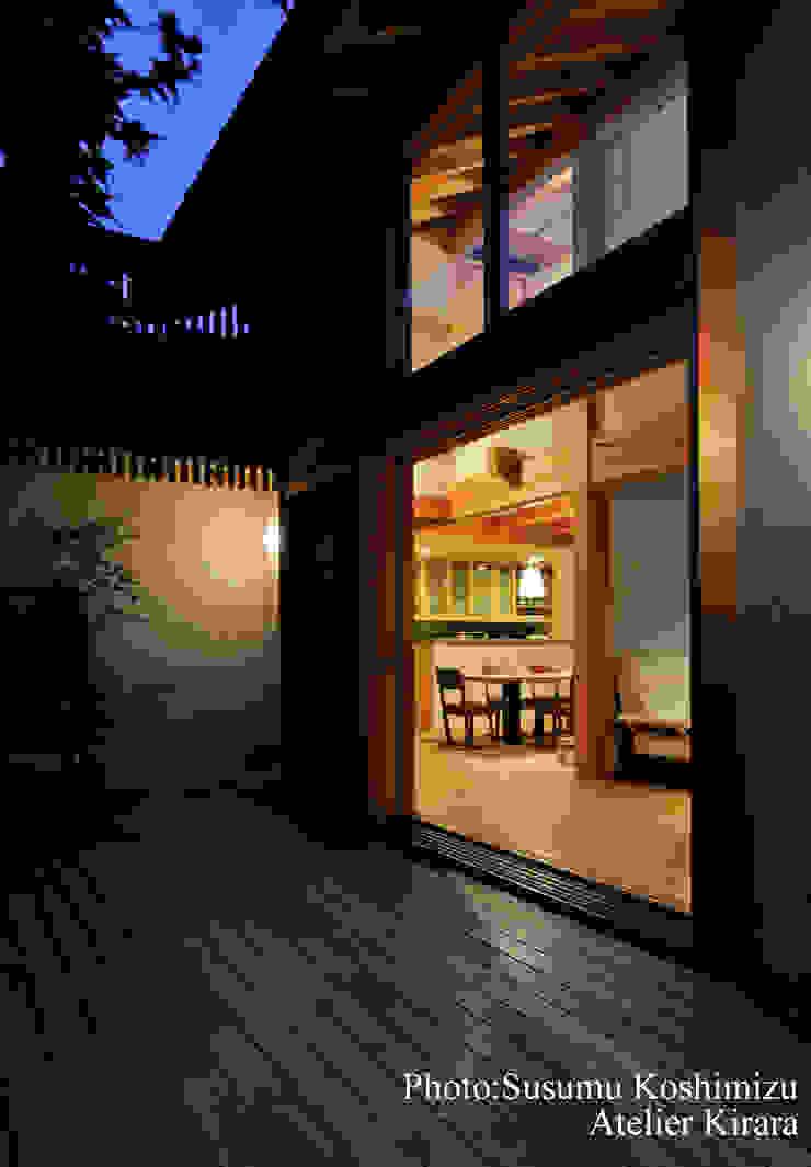 アトリエきらら一級建築士事務所 Rumah Modern