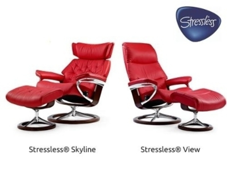 by Stressless Poltrone Eclectic