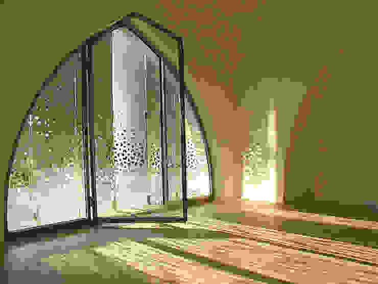 địa trung hải  theo Peter Pichler Architecture, Địa Trung Hải