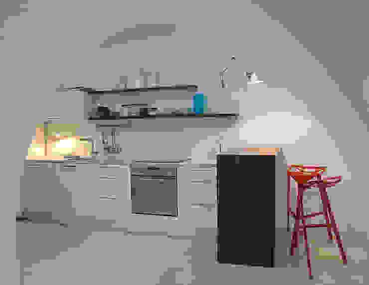 CUCINA Cucina in stile rustico di Peter Pichler Architecture Rustico