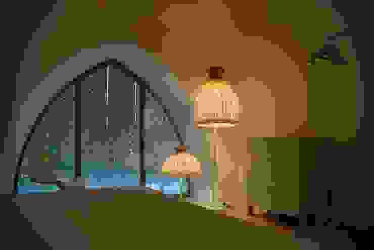 Peter Pichler Architecture의  침실, 지중해