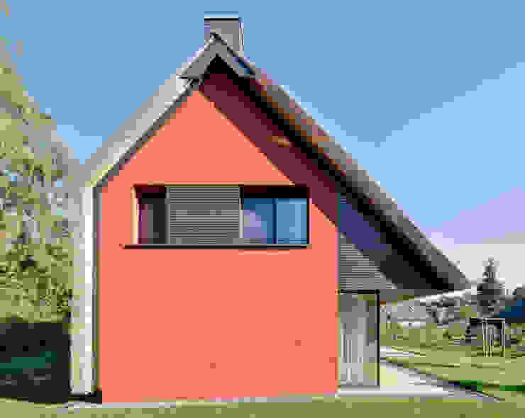 Nowoczesne domy od Möhring Architekten Nowoczesny