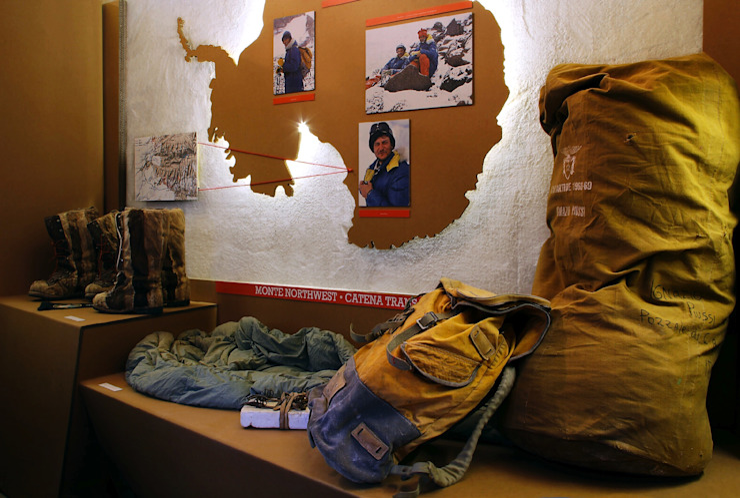 Museo dell'alpinista Musei in stile eclettico di Nardi Mobili in Cartone Eclettico