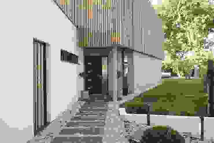 Maison neuve à Biarritz Maisons modernes par Atelier d'Architecture Christophe Létot Moderne