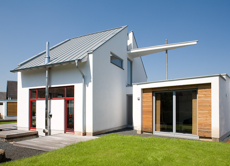 Projekty,  Domy zaprojektowane przez aaw Architektenbüro Arno Weirich, Nowoczesny