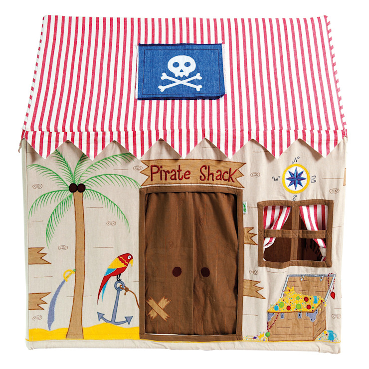 Pirate Shack Play House: colonial  by Cuckooland, Colonial