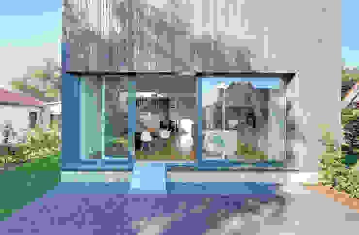 Puertas y ventanas modernas de Möhring Architekten Moderno