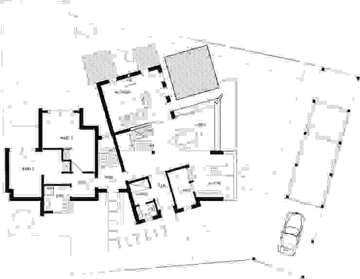 Projekty,   zaprojektowane przez aaw Architektenbüro Arno Weirich, Nowoczesny