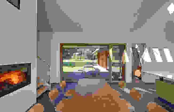 Projekty,  Jadalnia zaprojektowane przez Möhring Architekten, Nowoczesny