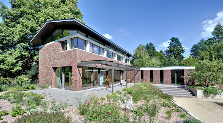 Möhring Architekten Casas de estilo moderno