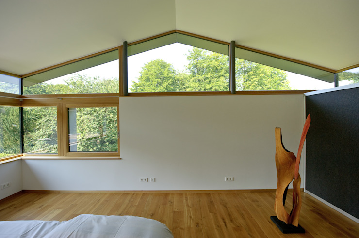 Möhring Architekten Modern Bedroom