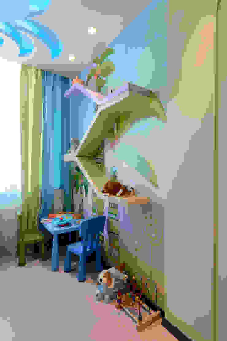 Квартира для молодой семьи с малышом от Студия дизайна