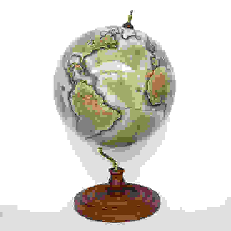 Bellerby & Co Globemakers Livingstone Globe: modern  by Bellerby and Co Globemakers, Modern