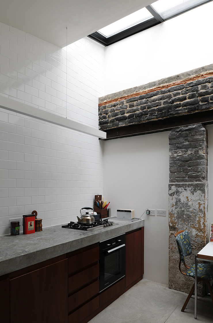 Tanners Hill Rustic style kitchen by The Modern House Rustic