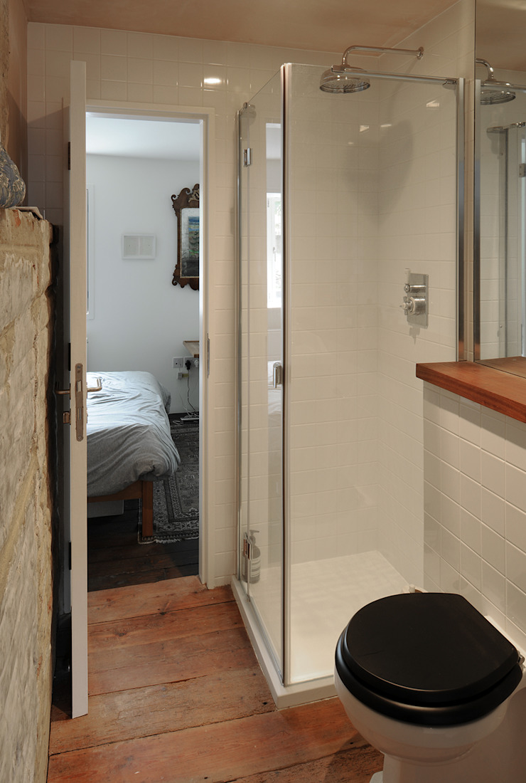 Tanners Hill Rustic style bathroom by The Modern House Rustic