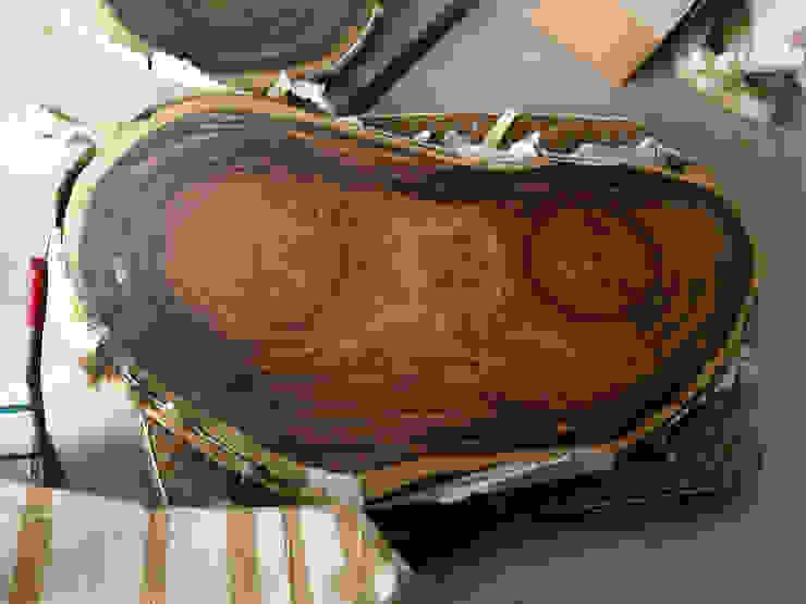 """Kidney Bean"" Acacia Slab: rustic  by Mango Crafts, Rustic"