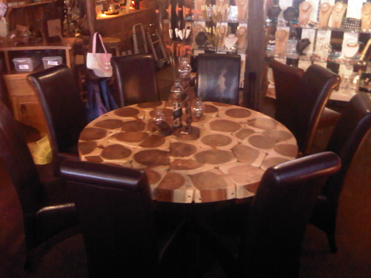 """""""Something out of the Ordinary!"""": rustic  by Mango Crafts, Rustic"""