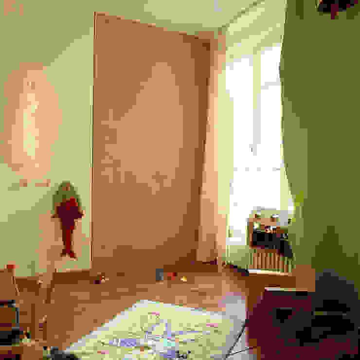 LOFT R - Aménagement d'un plateau à PARIS XI Chambre d'enfant moderne par Agence d'architecture Odile Veillon / ARCHI-V.O Moderne