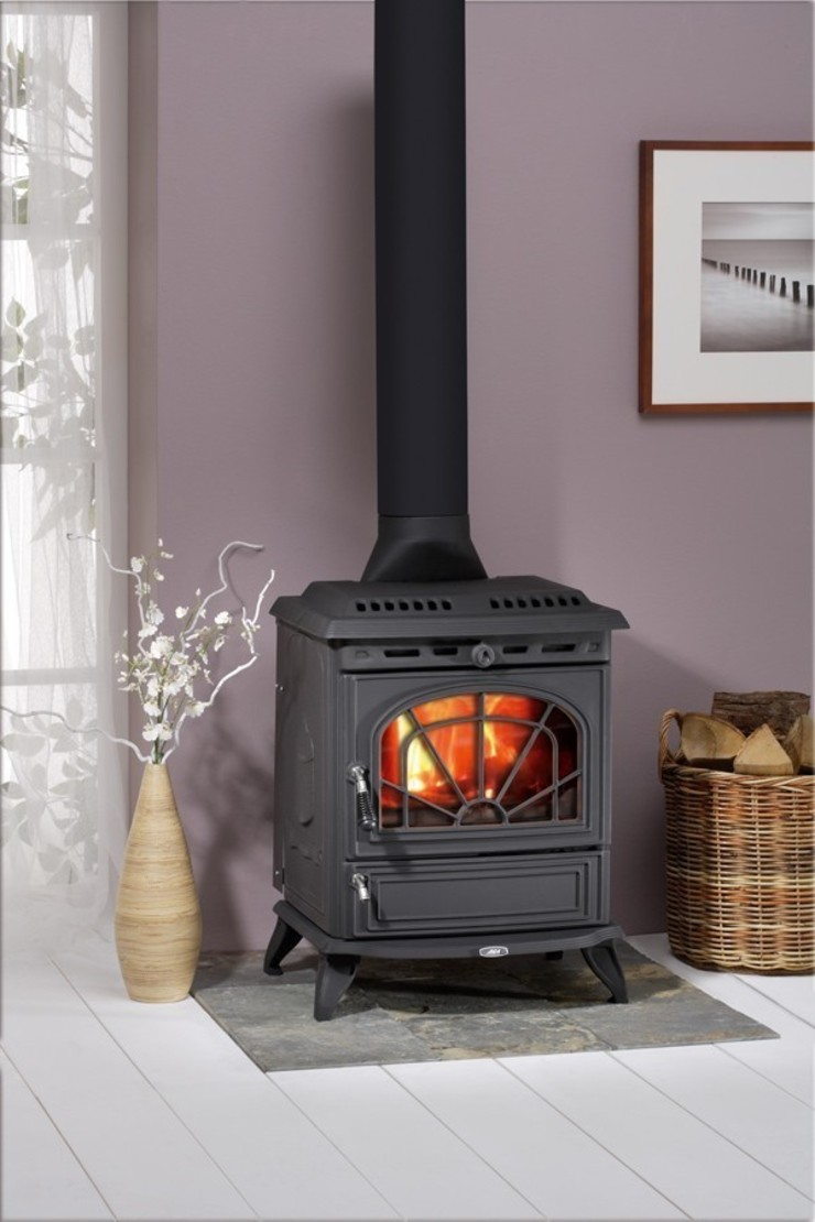 AGA Minsterley Wood Burning / Multi Fuel Stove by Direct Stoves Кантрi