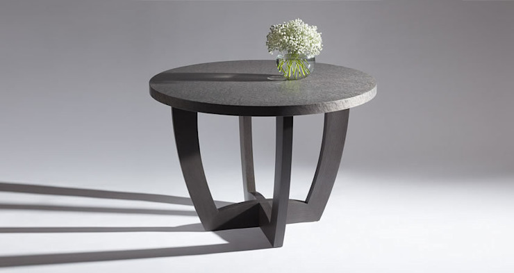 'Meade' hall table: modern  by Martin Gallagher, Modern