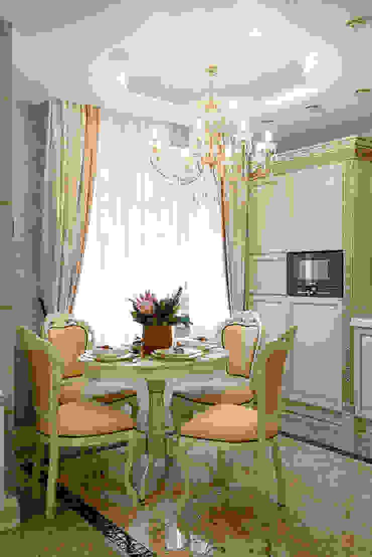 Студия дизайна Ruang Keluarga Klasik
