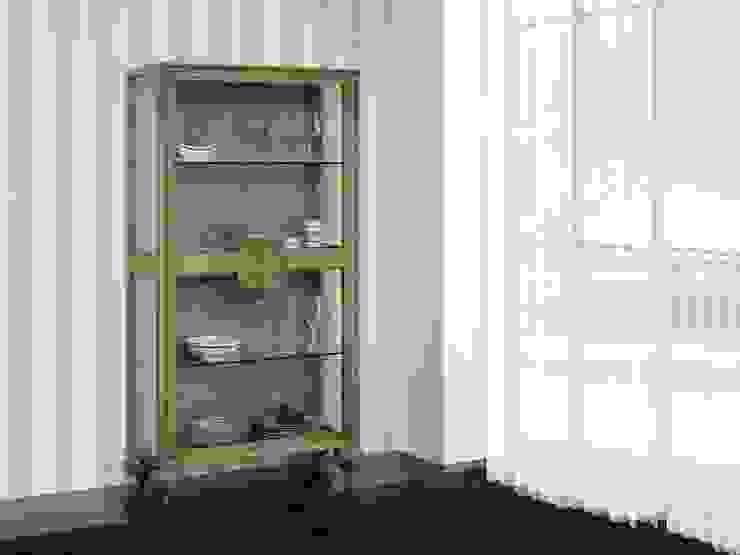 Vitrina Cristal de Diseño Bladi 2 de Paco Escrivá Muebles Moderno