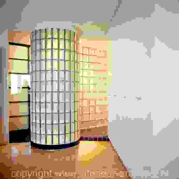 Transparantie badkamer Moderne badkamers van Ab Interieurarchitect Modern