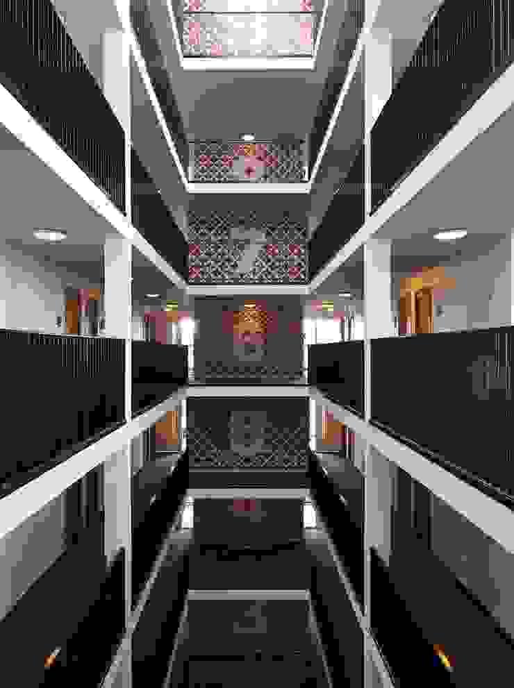 Hotel Moderne hotels van Ab Interieurarchitect Modern