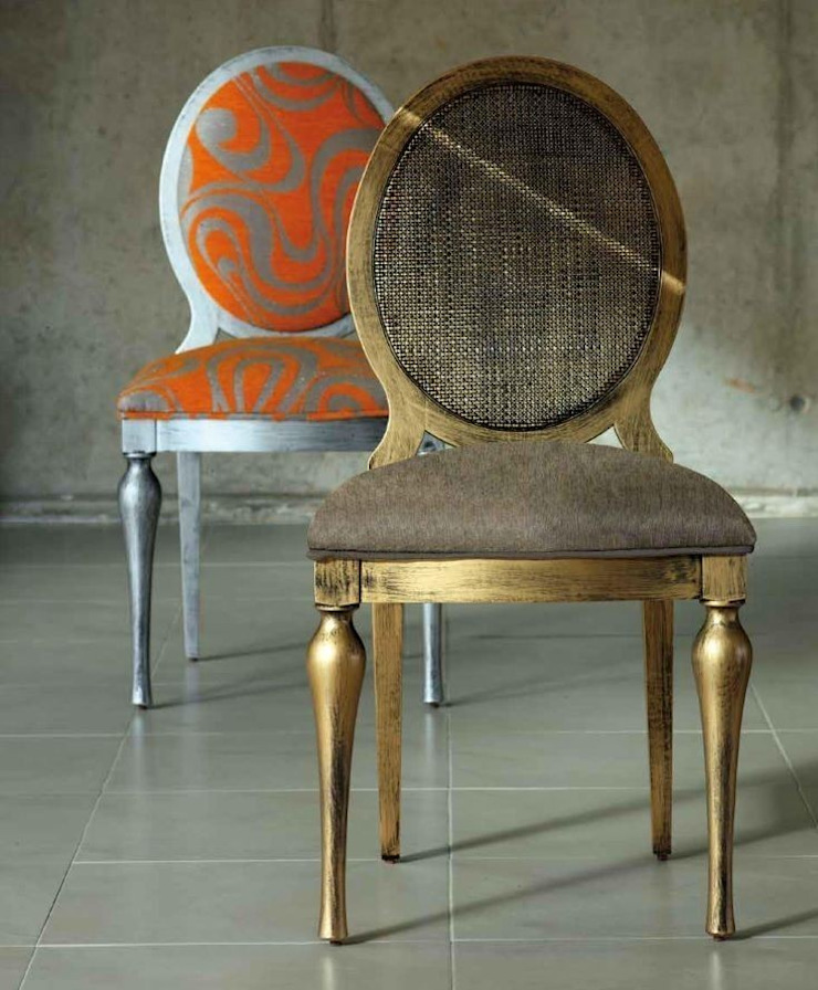 Silla de Comedor Borneo de Ámbar Muebles Moderno