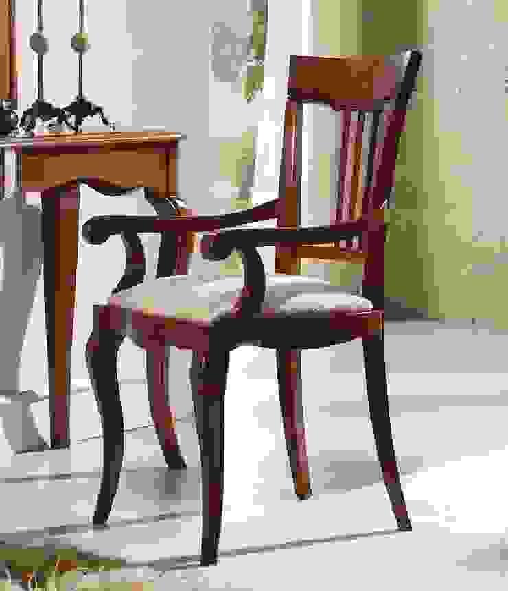Sillón Clásico Brianza de Ámbar Muebles Clásico