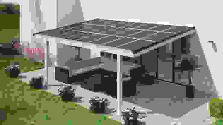 ทันสมัย  โดย Solarterrassen & Carportwerk GmbH, โมเดิร์น