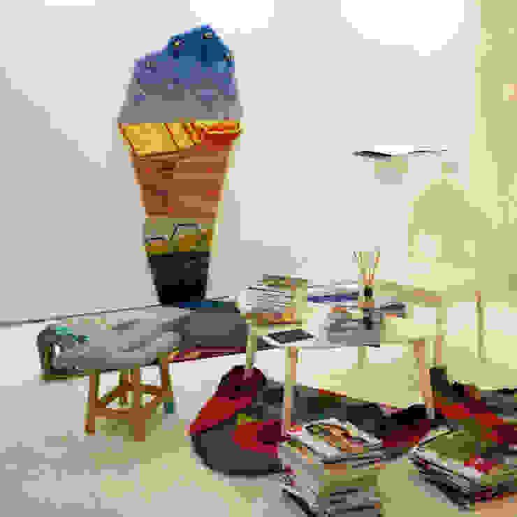 Carpet's Promenade: ATELIER JUNNNE의  복도 & 현관,에클레틱 (Eclectic)