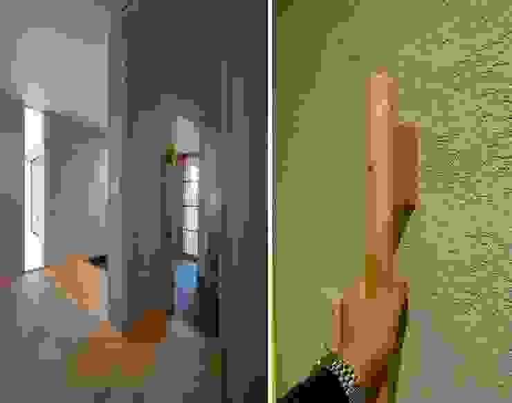 内玄関 オリジナルな 家 の 家山真建築研究室 Makoto Ieyama Architect Office オリジナル