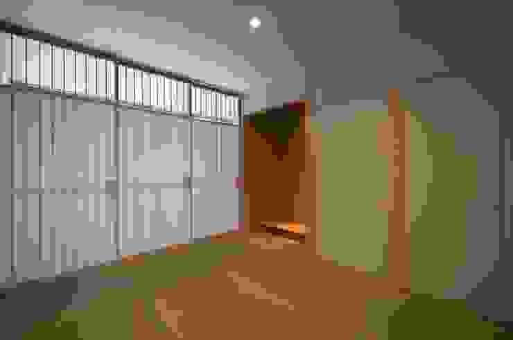 和室 オリジナルな 家 の 家山真建築研究室 Makoto Ieyama Architect Office オリジナル