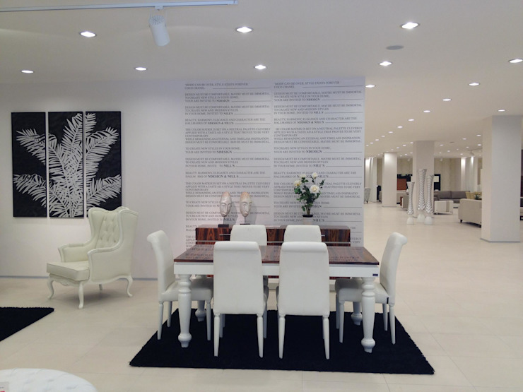MUNGAN INTERIOR DESIGN Commercial Spaces