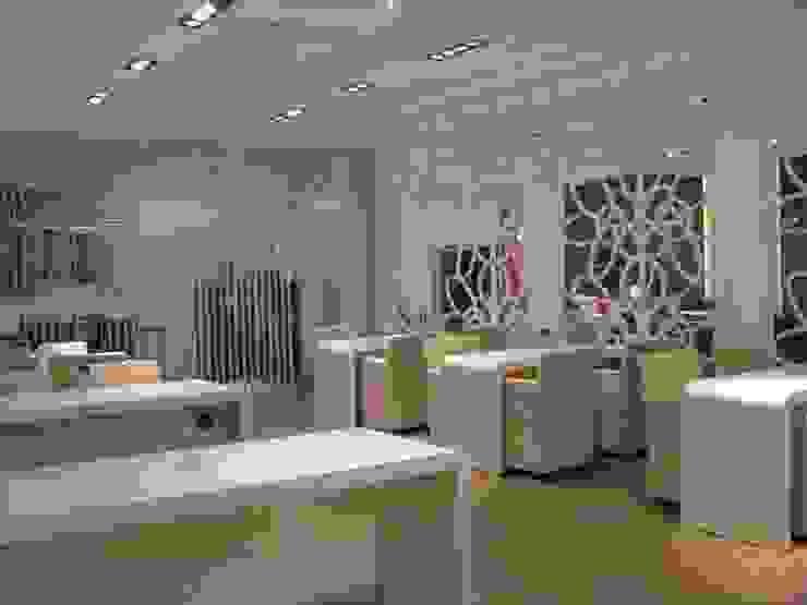 MUNGAN INTERIOR DESIGN Modernes Messe Design