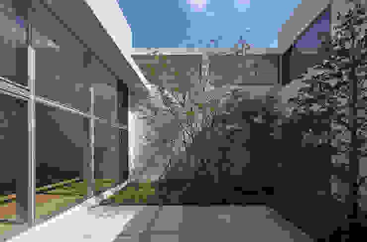 Moderner Garten von Atelier Square Modern