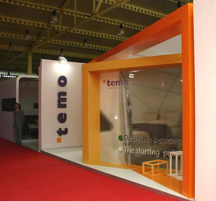 MUNGAN INTERIOR DESIGN Exhibition centres
