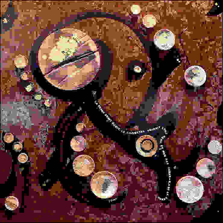van Judith Regnault-Tedesco Eclectisch