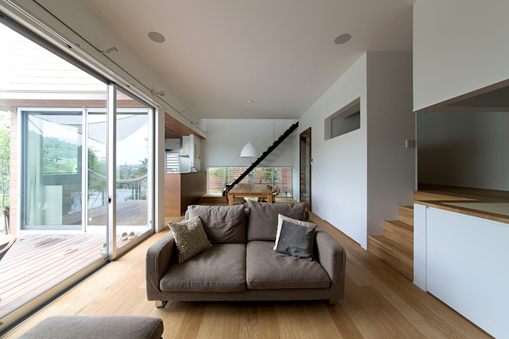 Projekty,  Domy zaprojektowane przez ラブデザインホームズ/LOVE DESIGN HOMES