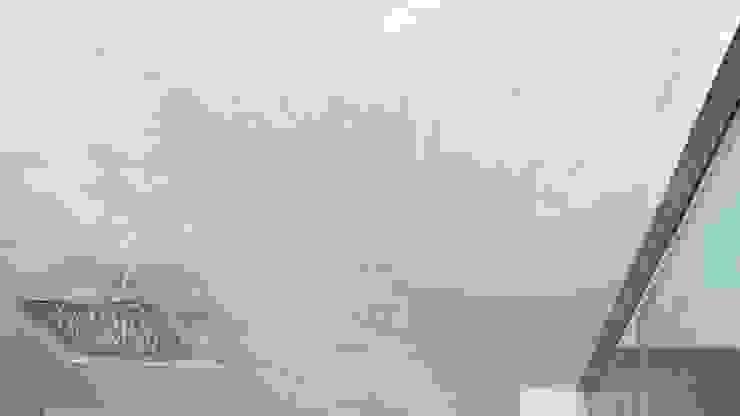 Rivestimento bagno turco soffitto in microcemento ad alta resistenza di Pavimento Moderno Moderno