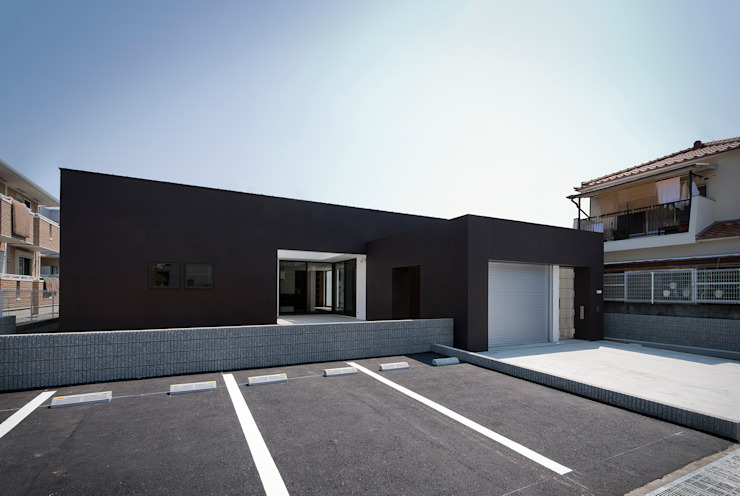Modern houses by ラブデザインホームズ/LOVE DESIGN HOMES Modern